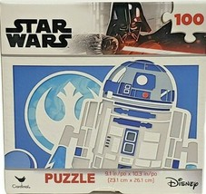 Star Wars R2-D2 Puzzles (100 pc) for ages 6+ - Disney New - $8.90