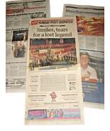 1.27.2013 St Louis POST-DISPATCH Newspaper Stan Musial Memorial Cardinal... - $19.99