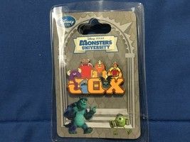 Monsters University JOX Fraternity Pin *NEW* L1 - $7.99