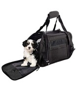 Wanfei Pet Carrier Bag for Small and Middle Dogs Airline Approved Soft P... - $32.17