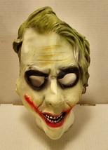 2008 Rubies- DC Comics Dark Knight- Joker Latex Mask - $10.88
