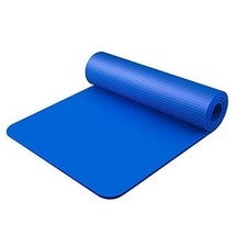 HOMEE Yoga pilates Mat workout exercise cushion gym thick wide pad fitne... - $780,30 MXN
