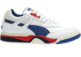 Puma Palace Guard OG Retro Detroit Pistons Puma White Surf The Web Red 3... - $84.99