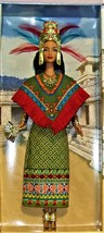 Barbie Doll - Dolls Of The World, Princess Of Ancient Mexico  - $79.00