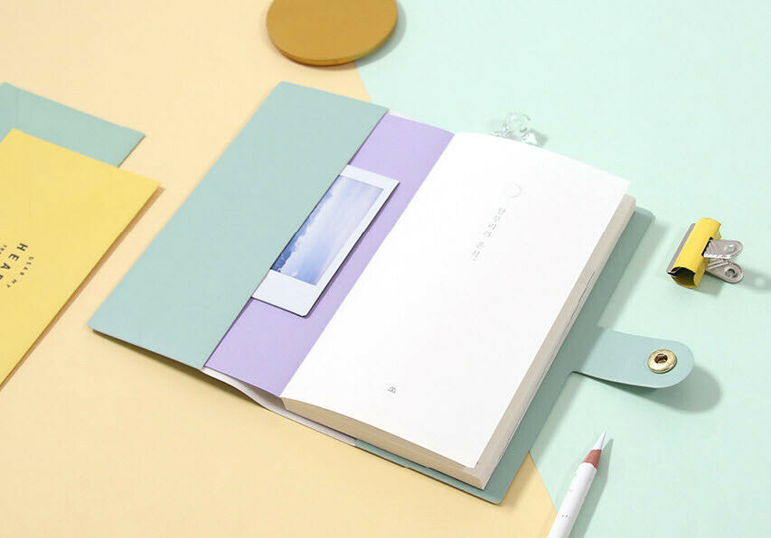 Memory Of Moon Diary With Charm Journal Planner Scheduler Notebook Organizer