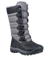 TIMBERLAND A11SN WOMEN'S BLACK WATERPROOF WINTER TALL BOOTS - $76.49