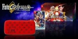 New Nintendo Switch Fate / Extella Limited Box Japan Version (Multi-Language) - $97.34