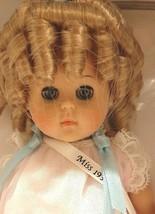 NEW GINNY MISS 1930's TOO Centennial Doll Mint Vogue, 2000, Shirley Temp... - $34.60