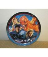 The Fantastic 4  melamine melmac plastic dinnerware child's plate - $3.99