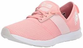 Balance Girls' Nergize V1 FuelCore Sneaker, white peach/Munsell white, 4... - $31.57