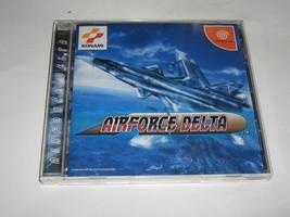 Dc Airforce Delta (Airforce Delta) Sega Dreamcast Game Jp Soft - $55.51