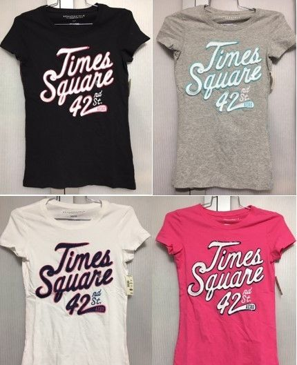 bb59b50e288b4 AEROPOSTALE Girls Times Square Top Tee and 50 similar items