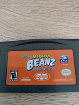 Nintendo Game Boy Advance GBA Mighty Beanz: Pocket Puzzles image 2