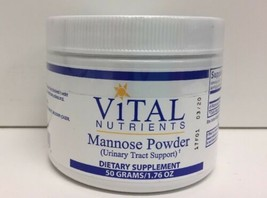 (New) Vital Nutrients Mannose Powder (Urinary Tract Support) 50 g EXP 11/18 - $29.69