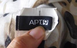 """Apt 9 Tubular Scarf Approx 58"""" long x 35 1/2"""" tube - Animal Print - Poly... - $8.59"""