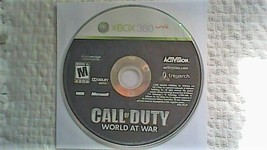 Call of Duty: World at War (Xbox 360, 2008) - $5.05