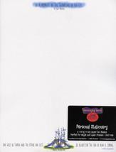 2 Packs of Christian Pre-Printed Stationary - I... - $10.40