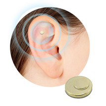 Magnet Auricular Zero Smoke ACUPRESSURE Patch Not Cigarettes Health Therapy 2pcs - $4.25