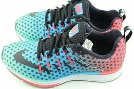 NIKE WOMAN AIR ZOOM ELITE 8 101 MULTI COLOR Size: 6.5 New Running Rare C... - £82.89 GBP