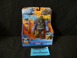 Hong Kong Battle King Kong Monsterverse Godzilla vs Kong Legendary Playm... - $56.98