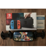 Nintendo Switch in box - $80.00