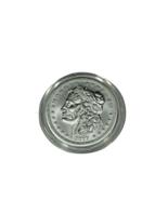 2017 Zombucks 1 oz Silver Morgue Anne COPPER ERROR Z50 $50 Round Coin Pr... - $494.99