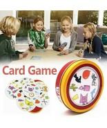 Card game flash pair animals board game spot sport alphabet fun double f... - $8.15