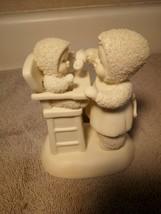 Dept 56 Snowbabies --MOMMY'S Little HELPER-- -FREE SHIP--VGC - $19.97