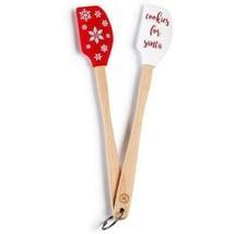 Mini Spatola Martha Stewart Cookies per Santa Forno Resistente Al Calore