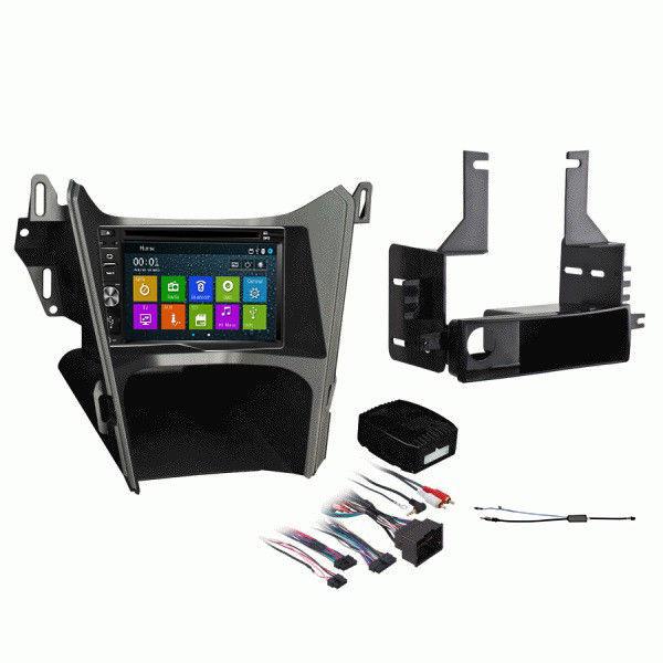 2010 - 2015 Chevy Equinox GMC Terrain Multimedia GPS Navigation Stereo Radio
