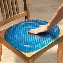 Gel Cushion Honeycomb Seat & Non-Slip Cover - Design Sitter Helps Pressure Point image 5