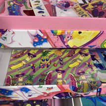 Vintage Lisa Frank Stationery Box Extras May Vary (better Stuff  image 9