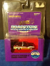 Johnny Lightning Dragsters Usa Jukebox Car Limited Edition 3680/4800 - $18.95