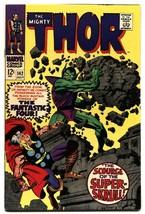 THOR #142 1967-MARVEL COMICS-SUPER SKRULL-VF/NM - $113.49