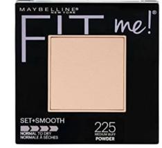 Maybelline New York Fit Me Set Smooth Powder Makeup Medium Buff BRAND NE... - $7.72