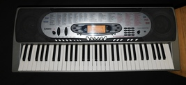 Casio CTK-573 3-Step 66 Key Piano Lesson System keyboard