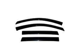 Auto Ventshade 94142 Original Ventvisor Side Window Deflector Dark Smoke, 4-Piec