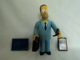 Herb Powell World of Springfield Simpsons WOS  All Star Voices  Series 1... - $9.35