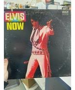 Elvis Now Record - $25.00
