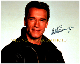 Arnold Schwarzenegger Signed Autographed Photo w/ Certificate Of Authenticity 3 - $125.00