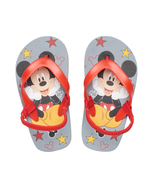 Baby or Toddler Disney Mickey Mouse Flip Flops Size 5/6 7/8 or 9/10 - $11.99
