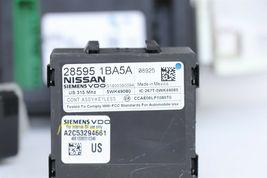 2008 Infiniti EX35 ECU BCM Ignition Keyless Entry Fob Combo Set image 5