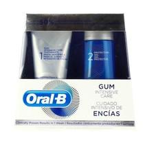 Oral-B Intensive Care Gum Pack Paste 85 Ml + Gel 63 Ml - $36.01