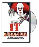 STEPHEN KING'S IT DVD - SINGLE DISC EDITION - NEW UNOPENED - JOHN RITTER - $10.99