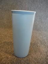 Tupperware 115 Blue Grey 12 Ounce Tumbler  - $2.69