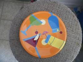 Sonoma salad plate (Paradise Orange) 1 available - $3.12