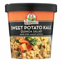 Dr. Mcdougall's Quinoa Salad - Sweet Potato Kale - Case Of 6 - 2.1 Oz - $27.96