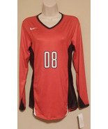 Nike University of Georgia Bulldogs Womens Longsleeve Volleyball Jersey - $34.99