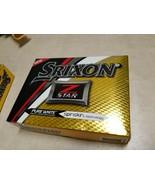 Srixon Golf Z Star 5 Pure White Golf Balls 1 Dozen 2018 New!  - $20.89