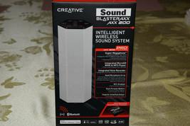 Creative Sound Blaster AXX 200 Intelligent Bluetooth Wireless Speaker Sound Syst - $104.99